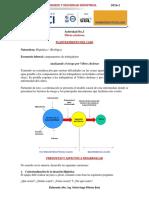 U2Actividad 3-2016 Vibrio Cholerae
