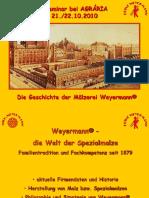 Historia Weyermann