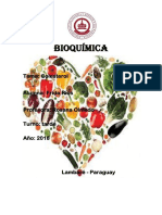 BIOQUÍMICA Colesterol