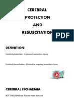 Cerebral Resuscitation