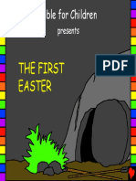 The First Easter English