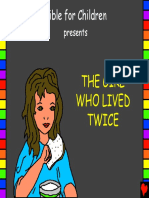 The Girl Who Lived Twice English