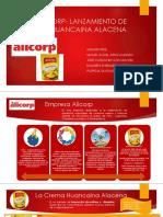 Caso Alicorp - Crema Huancaina Alacena