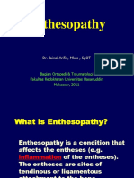 Dr. Jenal(Enthesiopathy)