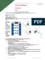 BIO 138 Chapter 2. Organization of DNA Into Chromosomes