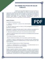COMENTARIO SOBRE POLITICAS DE SALUD.docx