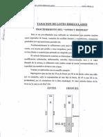 TASACION DE LOTES IRREGULARES, DANTE GUERRERO.pdf
