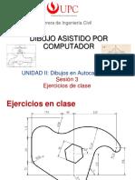 ejercicios de clase Comandos de dibujo y edición básica semana 3 201801edit.pptx