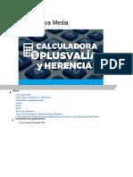 General Básica Media