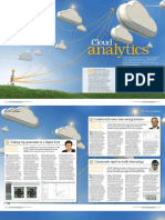 Cloud Analytics by David S Smith Feb-Mar 2013