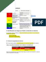 Extracto de Tuberías de La NOM-026-STPS-1998