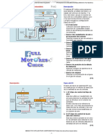 Manual Sistema Efi Inyeccion Electronica Combustible Tipos Regulador Filtro Componentes Funcionamiento Mantenimiento