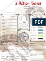 Wulin Character Sheet