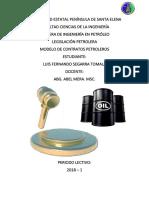 Modelo de Contratos Petroleros