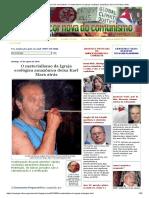Verde_ a Cor Nova Do Comunismo_ O Materialismo Da Igreja Ecológica Amazônica Deixa Karl Marx Atrás