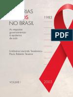 Histórias Da Aids - i
