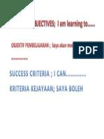 Success Criteria Leaped