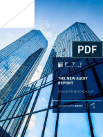 New Audit Report