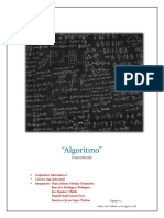 Investigación con algoritmos