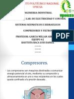 Compresores y Filtros