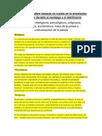 Factores que deben tomarse en cuenta en la orientación de la pareja durante el noviazgo y el matrimonio.docx