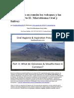 02_PARTE II ¿Qué tienen en común los volcanes y las bocas?