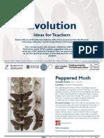Tes Evolution - Ideas for Teachers
