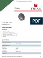 Triax 2623713