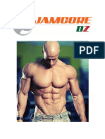 Musculation - Programme JamCore