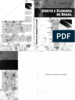 TIMM, Luciano. Direito e Economia No Brasil