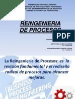 Diapositivas Reingenieria de Proceso Administracion de La Produccion