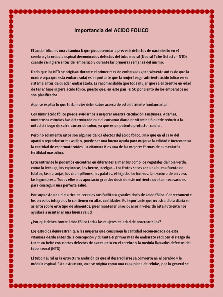 326fe19d7 Importancia del ACIDO FOLICO.docx