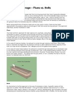 Wood Heat Storage – Flues vs. Bells