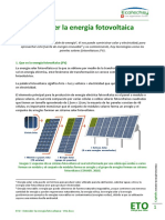 ETO - Entender la energía fotovoltaica
