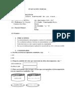 Instrumentos de Evaluacion Cuarto Año 2016-2017
