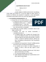 028 Que Produce Una Fe Viva - Luevano