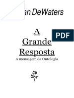 A Grande Resposta - Lillian DeWaters