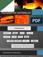 Tratamientos isotermicos