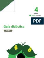 Guía Didáctica - Santillana