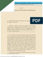 Descartes - Capitulo V