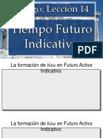 4353999 Leccion 14 Futuro
