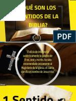 Los Sentidos de La Biblia