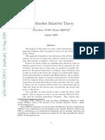 Absolute relativity theory.pdf
