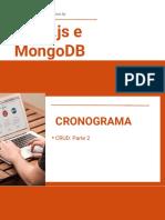 Curso de Node.js e MongoDB - 08