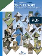 Birds In Europe (SEO)