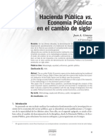 Lectura Fiscal