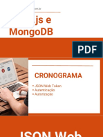 Curso de Node.js e MongoDB - 20
