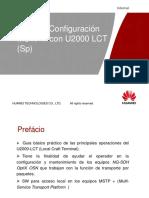 07 - Data Configuration OptiX MSTP (Packet) U2000 LCT (sp).pdf