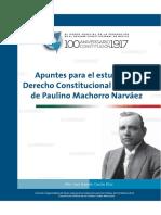 Teoria General Del Estado Machorro
