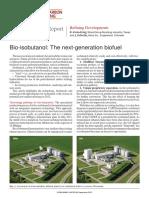 Bio Isobutanolnext Generationbiofuel (1)